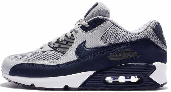super popular b88cb c6f64 Nike Air Max 90 Black Wolf Grey Anthracite Black