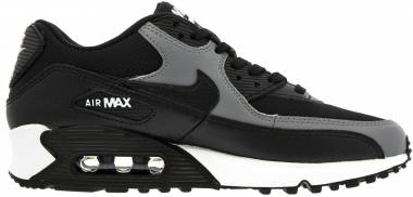 Nike Air Max 90 - BLACK/ANTHRACITE-SAIL (511881010)