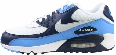 Nike Air Max 90 Essential - Blue (AJ1285105)