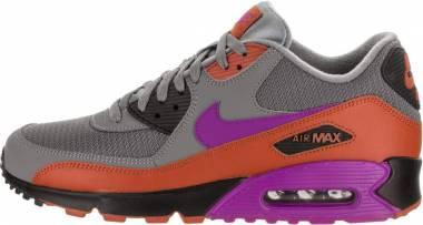 Nike Air Max 90 Essential Cool Grey/Vivid Purple Men