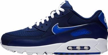 Nike Air Max 90 Essential - Blue Blue Void Game Royal White