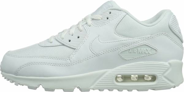 size 40 aca04 1919c Nike Air Max 90 Essential White