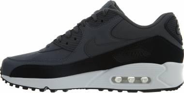 save off aca61 7d838 Nike Air Max 90 Essential Multicolour (Black Dark Grey White 085) Men