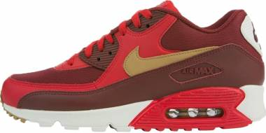 Nike Air Max 90 Essential game red elemental Gold Men
