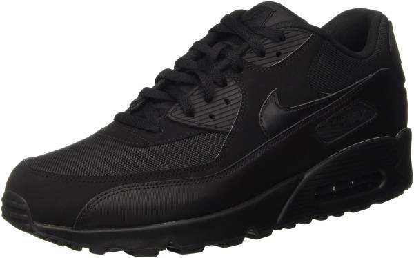 Nike Air Max 90 Ultra SE Mens BlackWhiteDark Grey Shoes UK