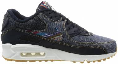 Nike Air Max 90 Premium Black Men