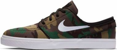 Nike SB Zoom Stefan Janoski Canvas - Green