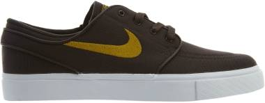 Nike SB Zoom Stefan Janoski Canvas - Velvet Brown (615957202)
