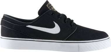 Nike SB Zoom Stefan Janoski Canvas Black Men