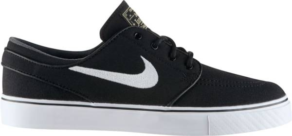Nike SB Zoom Stefan Janoski Canvas Black