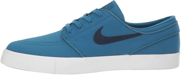 Nike SB Zoom Stefan Janoski Canvas - Blue (615957442)