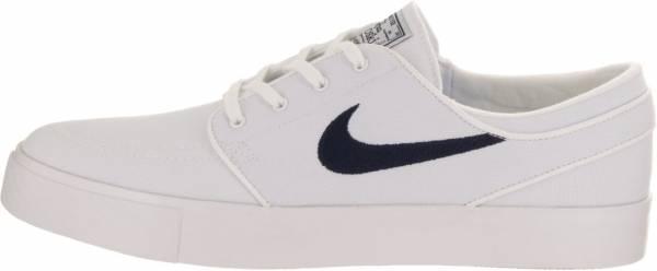 Nike SB Zoom Stefan Janoski Canvas - White