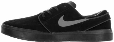 Nike SB Stefan Janoski Hyperfeel - Black Black Schwarz Schwarz Anthrazit Schwarz (844443002)