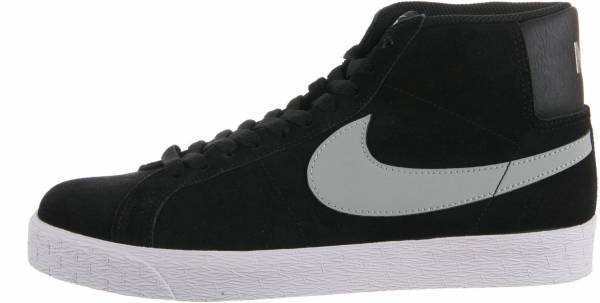 superior quality c925e 27b2b Nike SB Blazer Premium SE Black  White  Base Grey