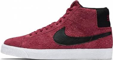 Nike SB Blazer Premium SE - Team Red/Black-White