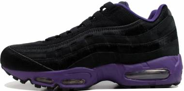 new style bf200 80ff2 Nike Air Max 95 Black Men