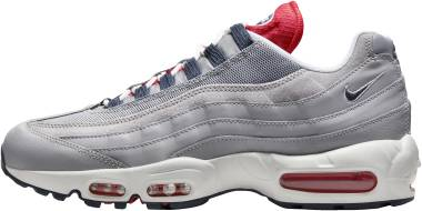 Nike Air Max 95 - Cement Grey/Chile Red/Summit White/Thunder Blue (DB0250001)