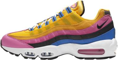 Nike Air Max 95 - Yellow/Pink/Blue (CZ9170700)