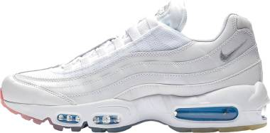 quality design cba72 4afa5 Nike Air Max 95 White Men