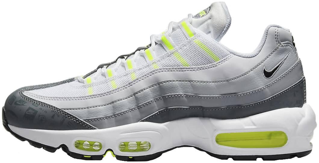 Nike Air Max 95 sneakers in 10 colors (only $139) | RunRepeat