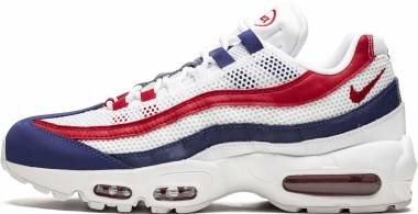 Nike Air Max 95 - Red/White/Blue (CJ9926100)