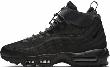 Nike Air Max 95 Sneakerboot - Black (806809001)