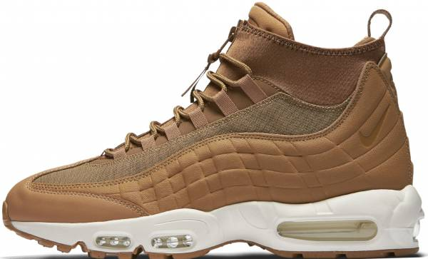 Nike Air Max 95 Sneakerboot - Flax/Flax-Ale Brown-Sail (806809201)