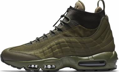 Nike Air Max 95 Sneakerboot - Green