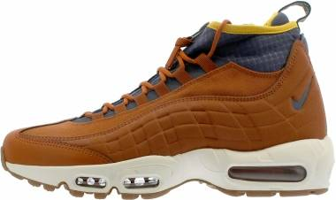 Nike Air Max 95 Sneakerboot - Orange