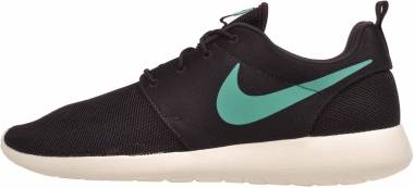 Nike Roshe One - Burgundy Ash / Clear Emerald