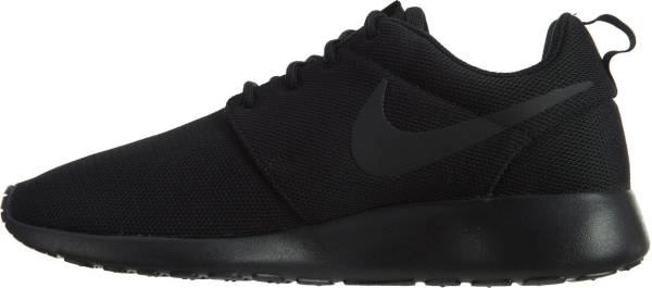 Nike Roshe Run One BlackDark GreyWolves Ash For Sale