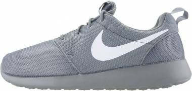 Nike Roshe One - Cool Grey/White-volt