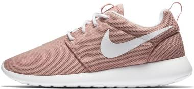 6bfd77cd518f Nike Roshe One Coral Stardust White Men