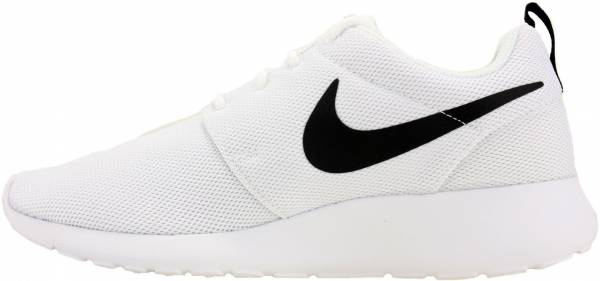 nike roshe run white