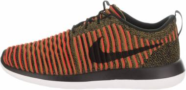 Nike Roshe Two Flyknit - Orange (844833009)