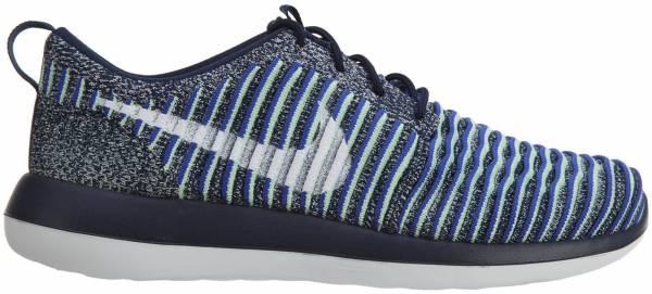 Nike Roshe Two Flyknit - Blue