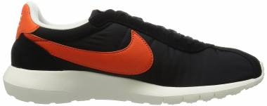brand new 97f29 42593 Nike Roshe LD 1000 Schwarz (008 Black Team Orange-sail-black)
