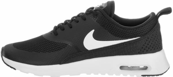the best attitude 55176 40715 Nike Air Max Thea Black
