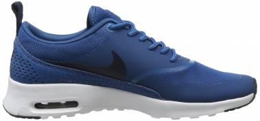 Nike Air Max Thea - Blu Industrial Blue Obsidian White