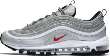 big sale 0f742 cdf18 Nike Air Max 97 OG Metallic Silver