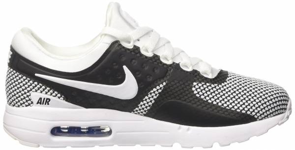 Nike Air Max Zero Essential - Black/White (876070103)