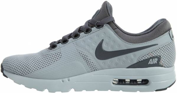 Nike Air Max Zero Essential Grau (Wolf Grey/Dark Grey-pure Platinum-black)
