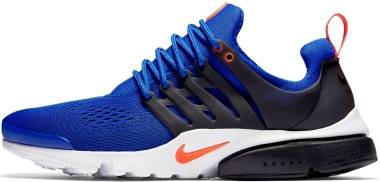 Nike Air Presto Ultra Breathe - Racer Blue/Black/White/Total Crimson