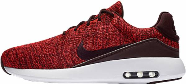 Nike Air Max Modern Flyknit - Red (876066600)