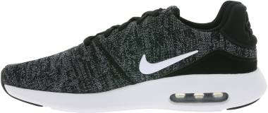 Nike Air Max Modern Flyknit - Black/White-cool Grey-university Red