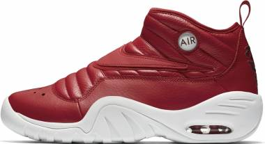Nike Air Shake Ndestrukt - Red