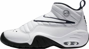 hot sale online 8bc51 1873e Nike Air Shake Ndestrukt White White-midnight Navy Men