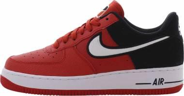 Nike Air Force 1 07 LV8 Red Men