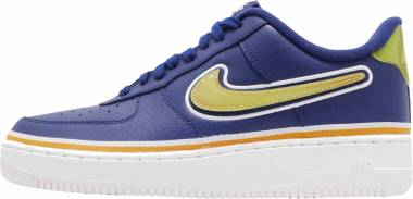 Nike Air Force 1 07 LV8 - Blue (AJ7748400)