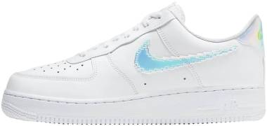 Nike Air Force 1 07 LV8 - White Multi Color Black (CV1699100)